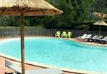 Camping avec WIFI Pont-de-Labeaume - Camping Saint Amand-4