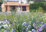 Camping avec Quartiers VIP / Premium Carnac - Flower Camping de Conleau-4