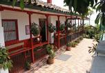 Hôtel Manizales - Eco Lodge La Juanita-1