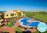 Villages vacances Villamartín - Elba Costa Ballena Beach & Thalasso Resort-1