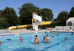 Camping en Bord de lac Poitou-Charentes - Camping Le Moulin Des Effres-1