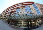 Hôtel Oviedo - Silken Monumental Naranco-2