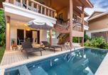 Villages vacances Thep Krasattri - Casa Sakoo Villa Phuket-1