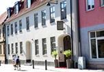 Hôtel Lund - Best Western Plus Hotell Nordic Lund-1