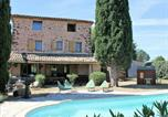 Location vacances Le Muy - Provencal Villa in La Motte with Swimming Pool-1