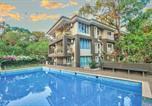 Location vacances Vagator - 2bhk Stunning Apartment with Pool-1