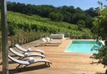 Location vacances  Province d'Arezzo - Villa Pongina with private pool-4