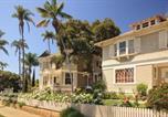Hôtel Santa Barbara - Cheshire Cat Inn-1