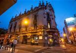 Hôtel Argentine - High Hostel Rosario-1