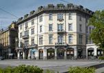 Hôtel Le centre-ville de Padoue - Hotel Grand'Italia-2