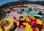 Camping avec Piscine couverte / chauffée Comps - Capfun - Camping Le Sagittaire-2