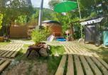 Camping Vernet-les-Bains - Camping de Fontpédrouse