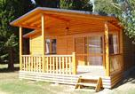 Camping avec Site nature Montbarrey - Camping La Marjorie-4