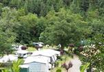 Camping avec Piscine couverte / chauffée Bougé-Chambalud - Camping Le Moulin Brûlé-2