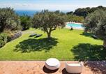 Location vacances Milo - Milo Villa Sleeps 12 Pool Air Con Wifi-1