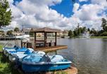 Location vacances Kissimmee - Townhouse at The Villas at Seven Dwarfs (sb)-2