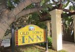 Hôtel San Diego - Old Town Inn-4