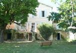 Location vacances Aix-en-Provence - Villa la Roseraie-1