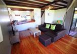 Location vacances Maharepa - #4 Beach Villa Bliss by Tahiti Villas-4