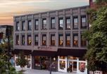 Hôtel Asheville - The Windsor - Asheville-1