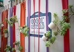 Hôtel Lombardie - Gogol'Ostello & Caffè Letterario-1