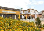 Hôtel Cadix - Hotel Restaurante El Lago-1