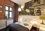 Hôtel Łódź - Apartament Patisserie-1