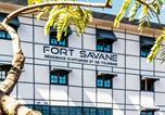 Hôtel Martinique - Residence Fort Savane-2