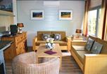Location vacances Kirchheim - Ferienhaus am See im Bergland &quote;Schmetterling&quote;-4
