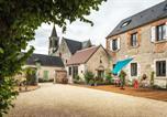 Hôtel Saint-Hilaire-de-Court - Une escale en Berry-1