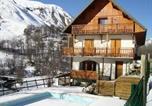 Location vacances Saint-Jean-d'Arves - Appartement 4 pers. avec balcon vue montagne 70839-2
