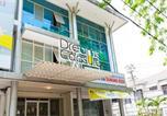 Location vacances Semarang - Reddoorz Hostel @ Di Panjaitan Simpang Lima-2