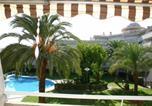Location vacances Les Coves de Vinromà - Las Terrazas Apartamento Playa Cargador Albert Villas-1