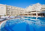Hôtel 4 étoiles Pineda de Mar - Aqua Hotel Aquamarina & Spa-1
