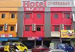Hôtel Kulai - Mz Hotel-1