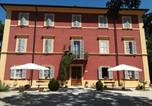 Hôtel Latium - Ostello Villa Franceschini-1