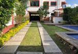 Location vacances San Juan del Río - Casa Colonial con Alberca Climatizada con privacidad y seguridad-2