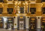 Hôtel Valletta - Rosselli-2