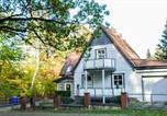 Location vacances Altenau - Ferienwohnung im Waldhäuschen-4