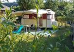 Camping avec Quartiers VIP / Premium Aveyron - Camping Les Calquieres-1