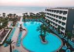 Hôtel Sousse - Vincci Rosa Beach Monastir-1
