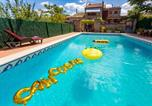 Location vacances Collbató - Villa Can Cosme 10 Sleeps-2