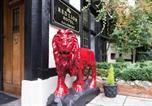 Hôtel Salisbury - Best Western Red Lion Hotel-3