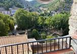 Location vacances Zarra - Casa Rural Los Amaneceres-1