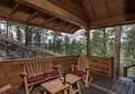 Location vacances Ruidoso - Aurora Montealis, 2 Bedrooms, Sleeps 4, Mountain Views, Fireplace, Wifi-3