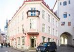 Location vacances Tallinn - Tallinn Apartments & Rooms - Old Town-1