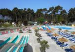 Camping avec Piscine couverte / chauffée Capbreton - Camping Siblu Les Dunes De Contis - Funpass inclus-1
