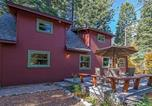 Location vacances Homewood - Knotty Pine Cabin in North Lake Tahoe Home-1