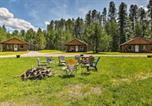 Location vacances Columbia Falls - 'Grinnell Cabin' Bbq, Kitchen, 7 Mi to Glacier Np-2