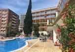 Hôtel Calella - Hotel Bon Repòs-2